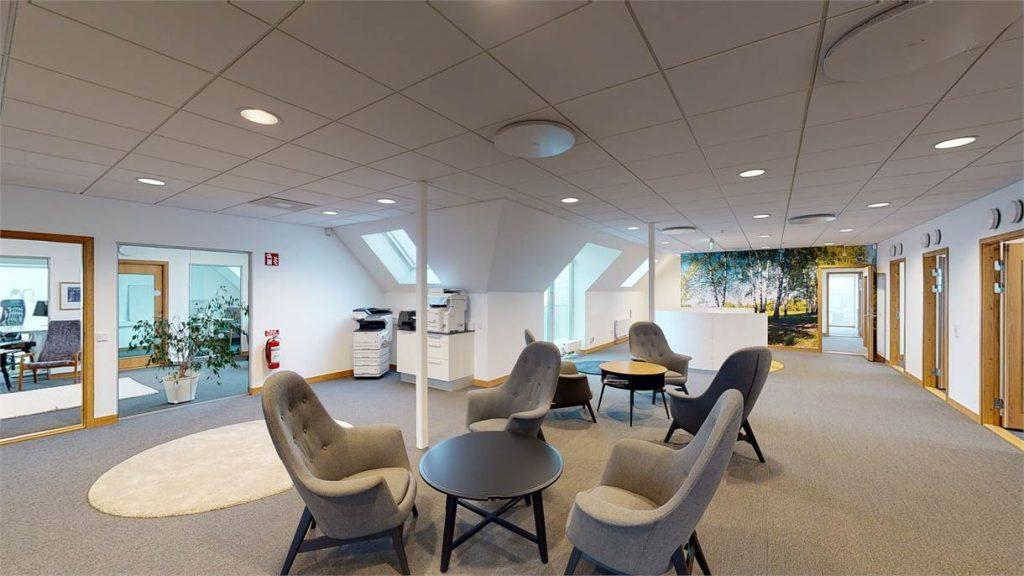 Kontorshotell Borgeby öppna ytor