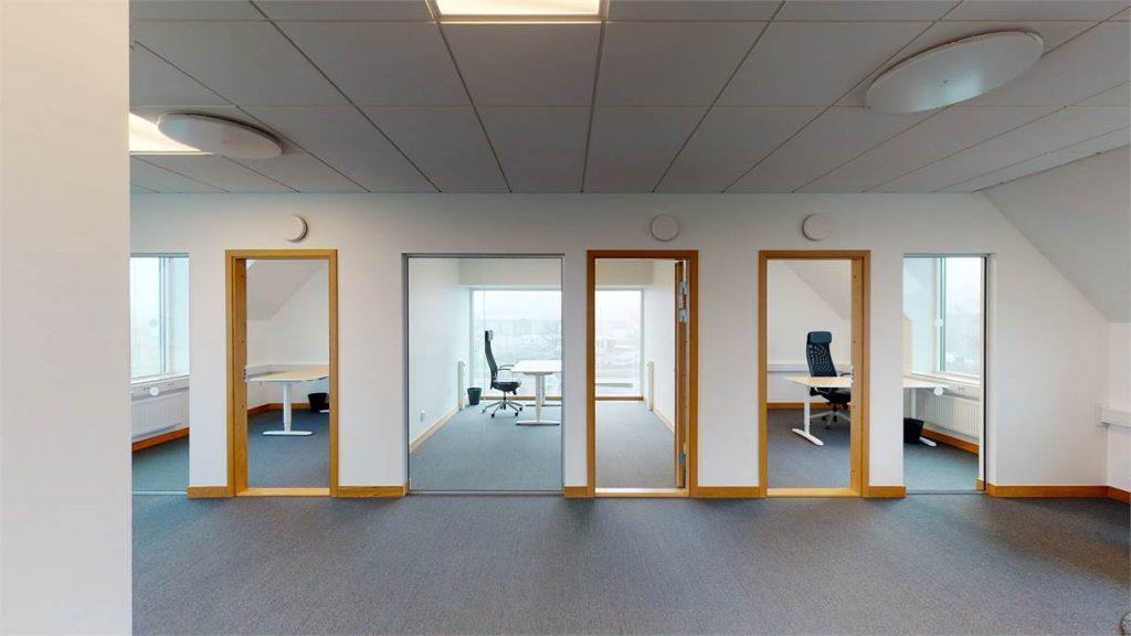Kontorshotell Borgeby kontorsrum för uthyrning