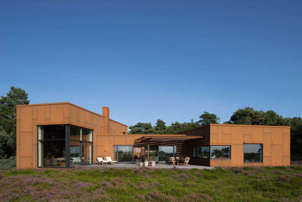 Villa Mellanrosten - Ljunghusen. Exklusiva arkitektritade hus Sawi Exclusive Homes by Treano